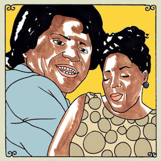 Sharon Jones at Daytrotter Studio on Oct 2, 2007