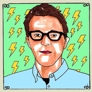 Rivers Cuomo at Daytrotter Studio on Feb 4, 2009