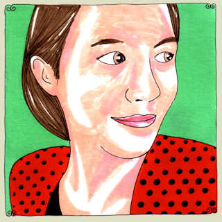 Lisa Hannigan at Daytrotter Studio on Mar 27, 2009