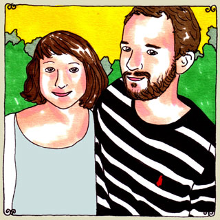 Ragged Claws at Daytrotter Studio on Jun 7, 2009