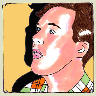Cass McCombs at Daytrotter Studio on Jun 29, 2009