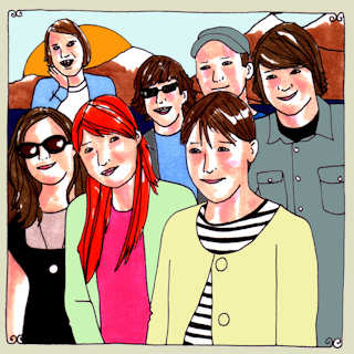 Los Campesinos! at Daytrotter Studio on Jul 3, 2009