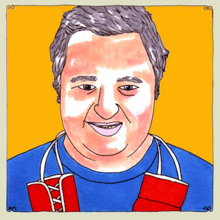 Daniel Johnston at Daytrotter Studio on Jan 11, 2010