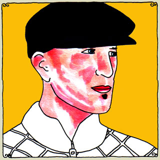 Gary Jules at Daytrotter Studio on Nov 7, 2009