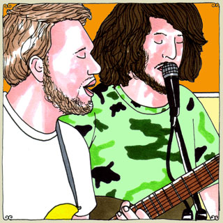 Clock Hands Strangle at Daytrotter Studio on Nov 15, 2009