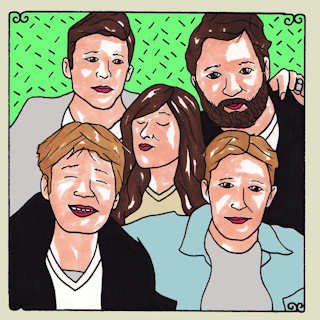 Crocodiles at Daytrotter Studio on Oct 23, 2012
