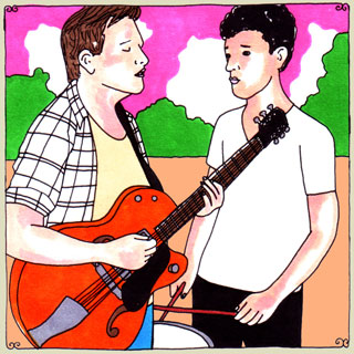 White Rabbits at Daytrotter Studio on Nov 2, 2009