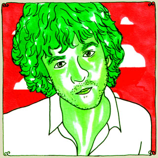 Brendan Benson at Daytrotter Studio on Oct 5, 2009