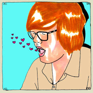 Brett Dennen at Daytrotter Studio on Sep 14, 2009