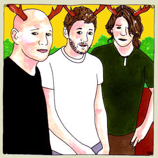 The Antlers at Daytrotter Studio on Oct 30, 2009