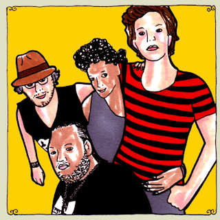 The Duke and the King at Daytrotter Studio on Sep 9, 2009