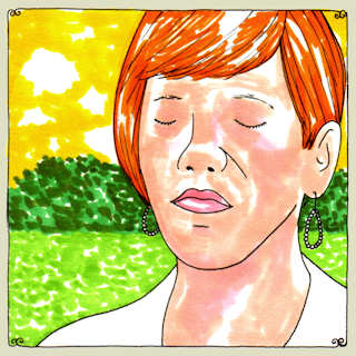 Suzannah Johannes at Daytrotter Studio on Oct 15, 2009