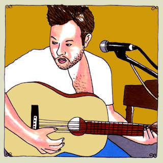 Nathaniel Rateliff at Daytrotter Studio on Dec 2, 2009