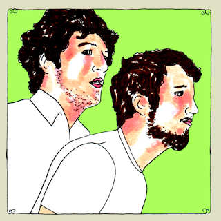 Japandroids at Daytrotter Studio on Dec 15, 2009