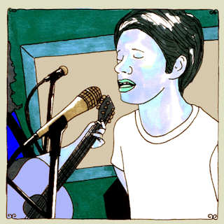Fun at Daytrotter Studio on Dec 19, 2009