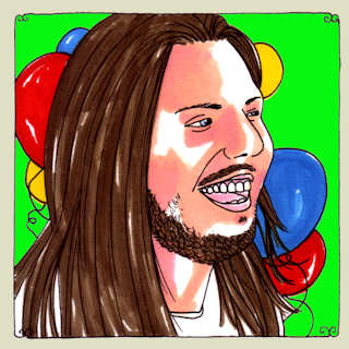 Andrew W.K. (featuring Matt Sweeney) at Daytrotter Studio on Mar 1, 2010