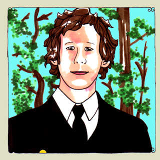 Ben Lee at Daytrotter Studio on Apr 30, 2010