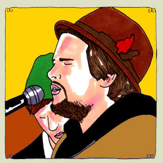 Christopher Denny and The Natives at Daytrotter Studio on Mar 17, 2010