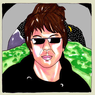 Ian McCulloch of Echo & The Bunnymen at Daytrotter Studio on Mar 9, 2010