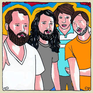 Hermit Thrushes at Daytrotter Studio on Mar 12, 2011