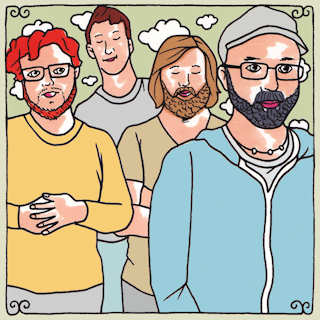 Hoots & Hellmouth at Daytrotter Studio on Aug 3, 2012