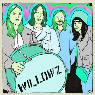 The Willowz at Daytrotter Studio on May 28, 2012