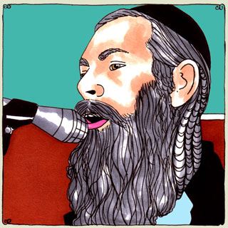 Matisyahu at Daytrotter Studio on Jan 18, 2010