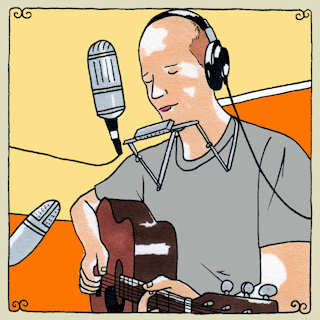 Barton Carroll at Daytrotter Studio on Aug 5, 2011