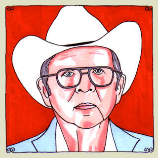 Charlie Louvin at Daytrotter Studio on Jun 28, 2010