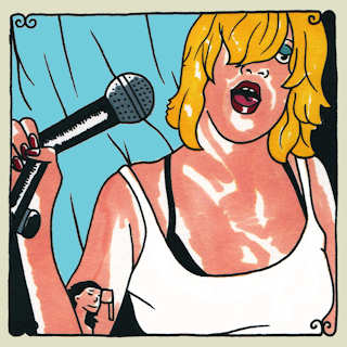 Jemina Pearl at Daytrotter Studio on Feb 10, 2012