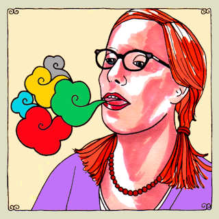 Laura Veirs at Daytrotter Studio on Jun 16, 2010