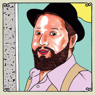 Robert Sarazin Blake at Daytrotter Studio on Apr 24, 2013