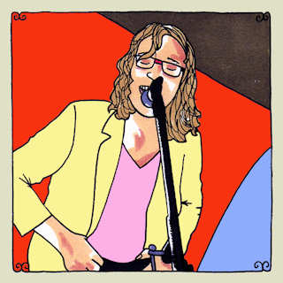 Christopher The Conquered at Daytrotter Studio on Nov 6, 2010