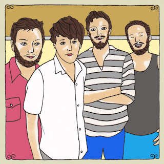 Aushua/Pacific Hurt at Daytrotter Studio on Aug 14, 2011