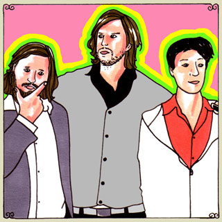 Liars at Big Orange Studios on Jul 19, 2010