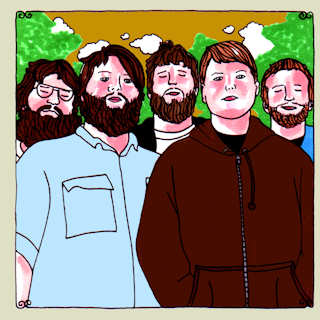 Trampled By Turtles at Daytrotter Studio on May 20, 2010
