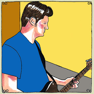 husband&wife at Daytrotter Studio on Nov 21, 2010