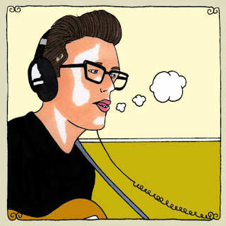 Jeremy Messersmith at Daytrotter Studio on May 28, 2011