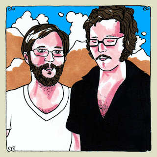 Sam Quinn at Daytrotter Studio on Sep 3, 2010