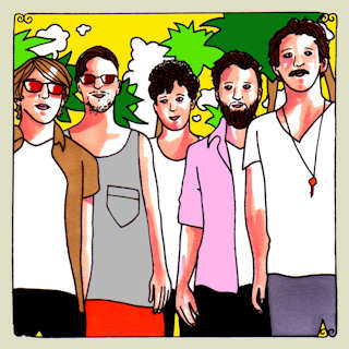 Local Natives at Daytrotter Studio on Jul 26, 2010