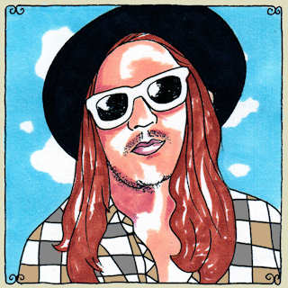 Jonathan Tyler & the Northern Lights at Daytrotter Studio on Jan 13, 2011