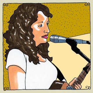 Rosi Golan at Daytrotter Studio on Mar 24, 2011