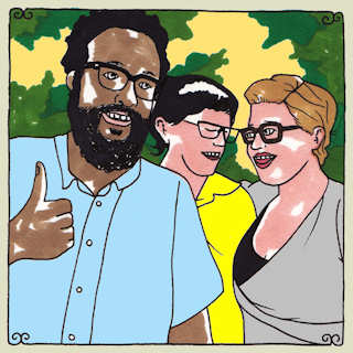 Pearl and the Beard at Daytrotter Studio on Dec 23, 2011