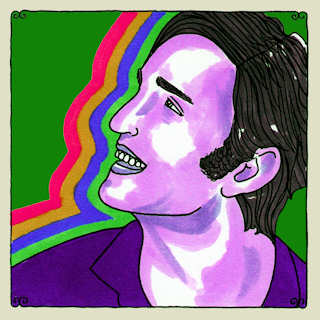 Young Man at Daytrotter Studio on Sep 9, 2010