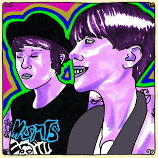 Tegan & Sara at Daytrotter Studio on Oct 18, 2010