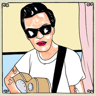 Dan Sartain at Daytrotter Studio on Nov 1, 2012
