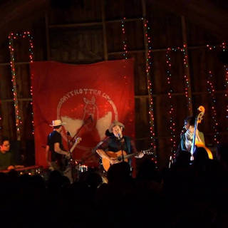 Nathaniel Rateliff at Codfish Hollow Barn on May 1, 2010