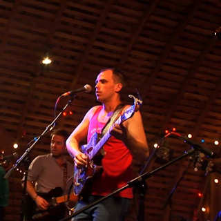 Jonny Corndawg at Codfish Hollow Barn on Jul 4, 2010