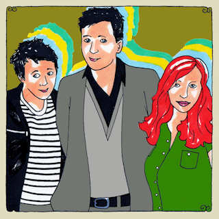 Everyone Was In The French Resistance...Now! at Daytrotter Studio on Apr 22, 2011