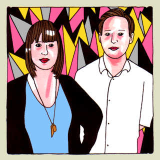 Phantogram at Daytrotter Studio on Jun 9, 2010